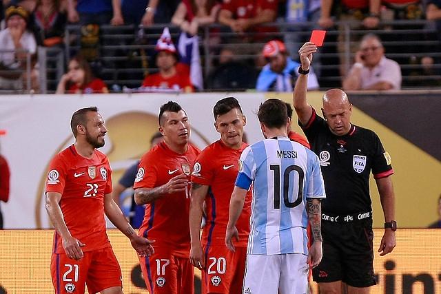 """Chile bicampeón de América: """"La Roja"""" vence a Argentina en penales y gana la Copa Centenario"""