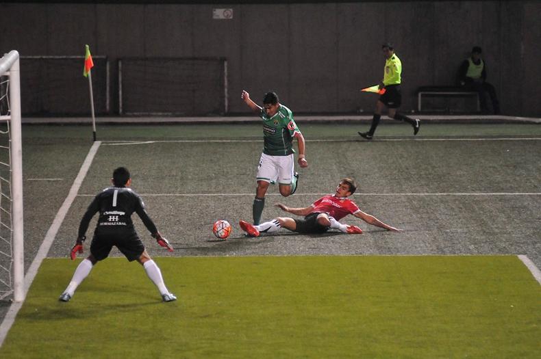 Audax Italiano vence a Curicó Unido y avanza a los octavos de la Copa Chile