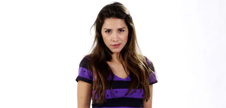 """Loreto Aravena y su look para """"Preciosas"""""""