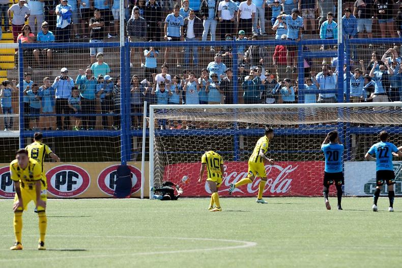 Iquique comienza el Apertura con victoria sobre Everton en Alto Hospicio