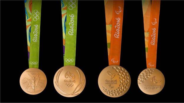 Cuánto vale una medalla de oro y por qué las de las Olimpiadas de Río 2016 son distintas