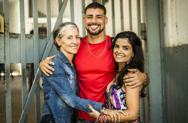 Reymond vuelve a las pantallas de Chile con esta telenovela
