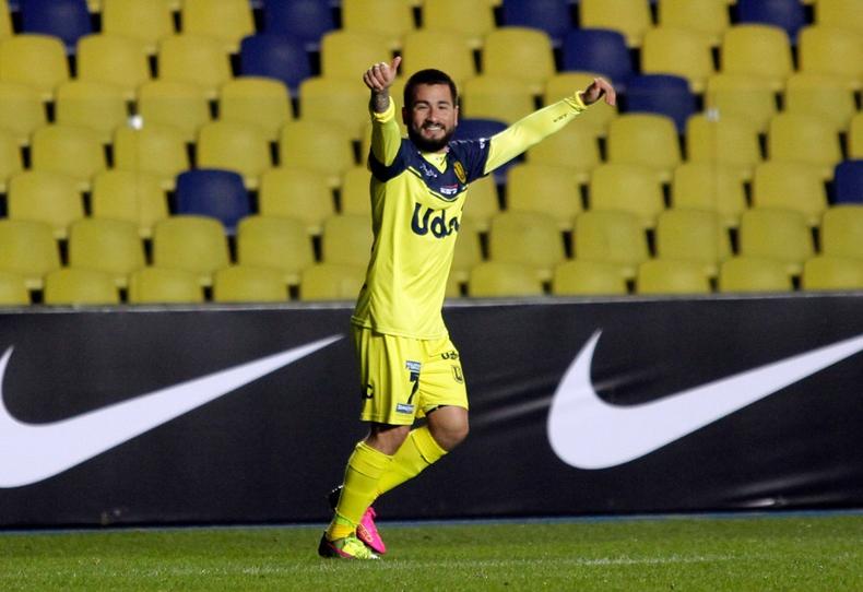 U. de Concepción vence a Bolívar en su debut por la Sudamericana 2016
