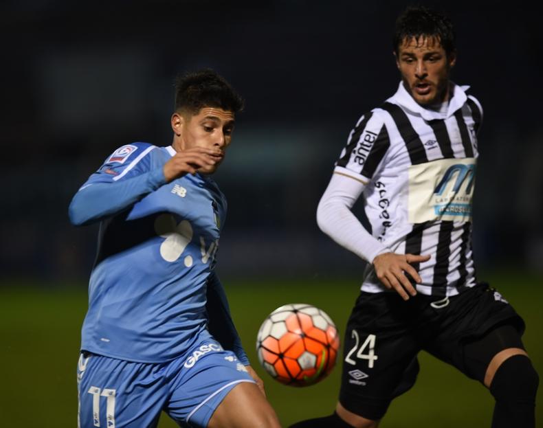O'Higgins logra positivo empate en Uruguay por Copa Sudamericana
