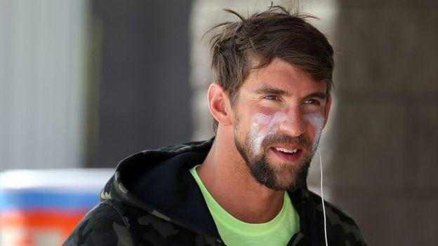 Tras su terapia, Michael Phelps pensó que debía volver a nadar, pero que no debía ser lo único en su vida.