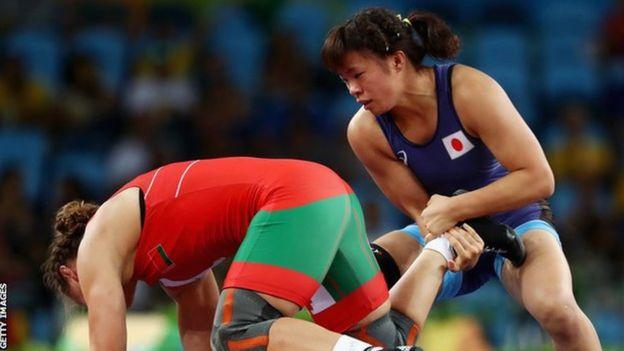 Risako Kawai derrotó a la bielorrusa Maryia Mamashuk.