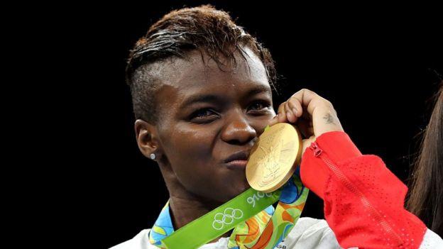 La boxeadora Nicola Adams retuvo el oro que conquistó en Londres 2012 en la categoría de peso ligero.