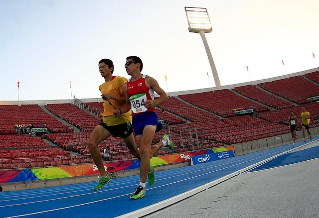 Arrancan los Juegos Paralímpicos de Río 2016