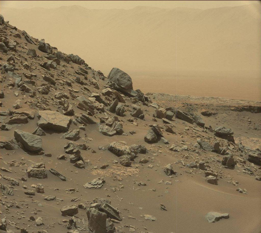 La NASA publica imágenes inéditas de Marte — GALERÍA