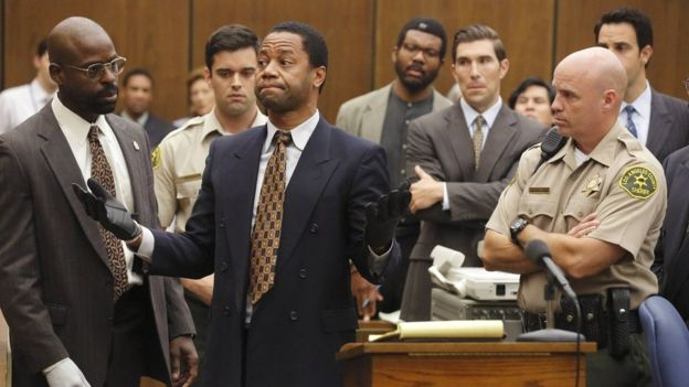 """""""The People v. O.J. Simpson: American Crime Story"""""""
