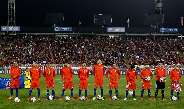 Chile tendrá jueces argentinos y ecuatorianos en Eliminatorias