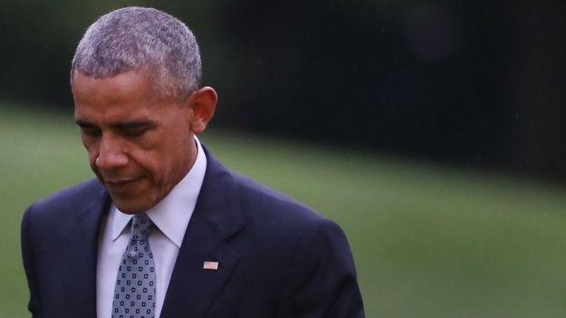 Obama ha insistido en las repercusiones de la ley para los funcionarios estadounidenses.