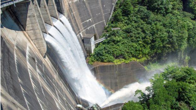 El estudio no hizo diferencia entre represas para producir energía y otros embalses.