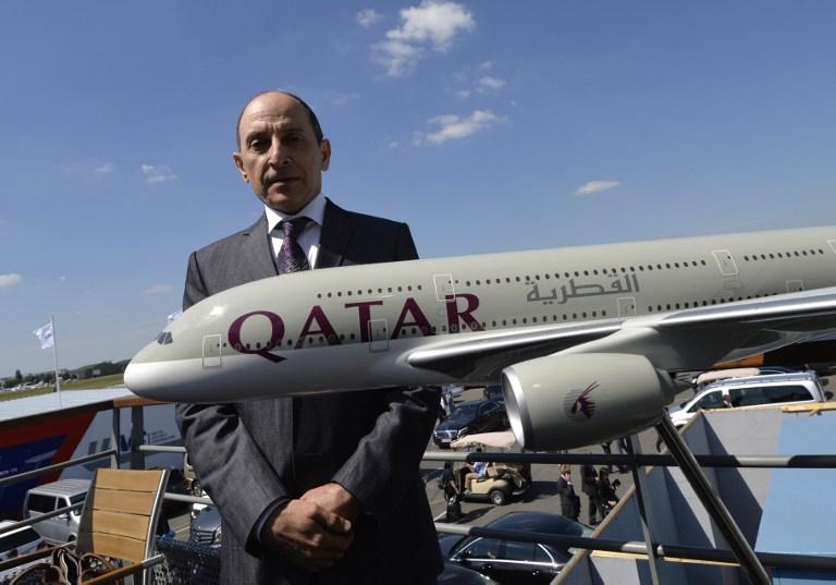 El controvertido CEO de Qatar Airways será la carta de la firma en directorio de Latam Airlines