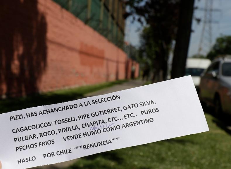 ANFP anuncia que Valdivia queda descartado para el duelo con Perú