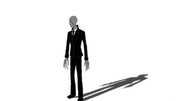 Slender Man surgió como un personaje de ficción cuya historia se difundió rápidamente en internet en 2014.