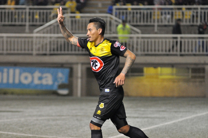 San Luis cae por goleada ante Audax Italiano en Copa Chile