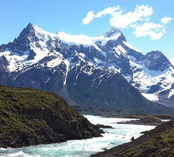 Parque Nacional Torres del Paine.