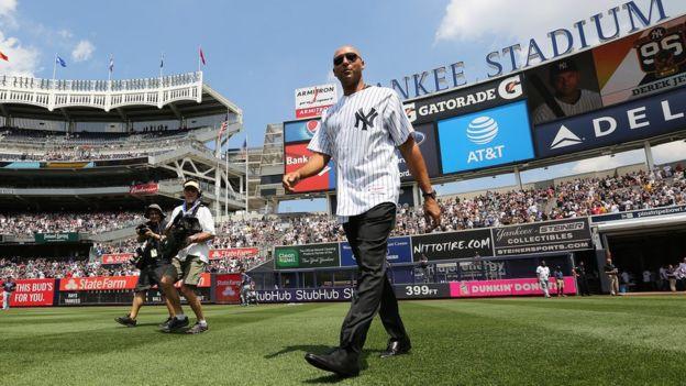 Derek Jeter es considerado el mejor jugador de los Yankees de Nueva York en los últimos 20 años.