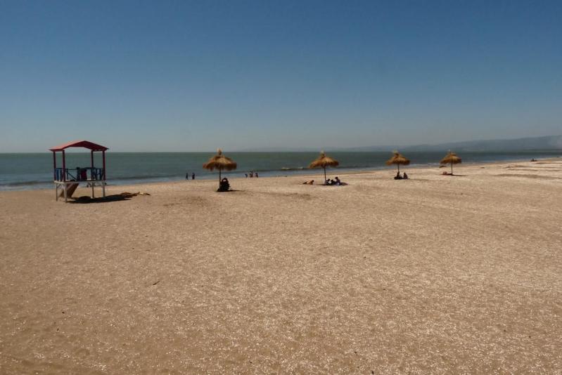 Playa de Arauco.