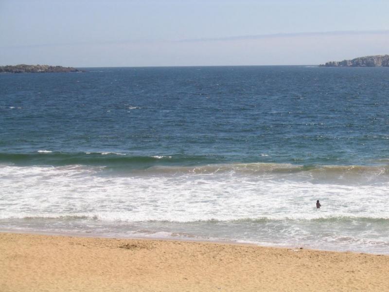 Playa Cisne.