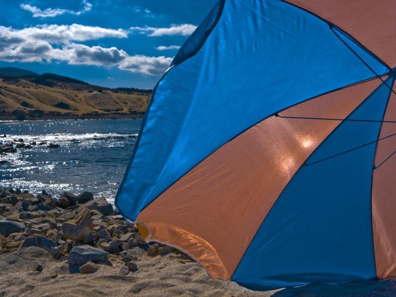 Playa Las Tacas.