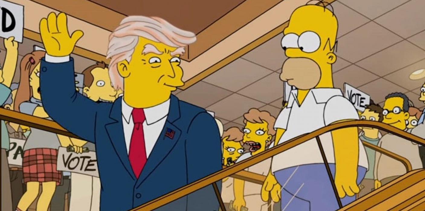 Simpson Trump