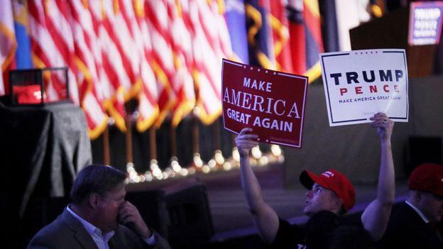 Trump ganó rompiendo las reglas tradicionales de la política.