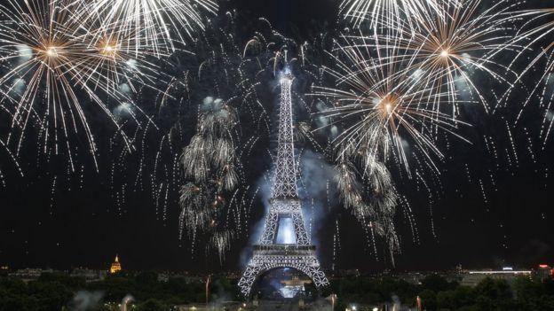 ¿Año nuevo en París? Si no necesitas visa, probablemente te queden sólo cuatro para evitarte el trámite.