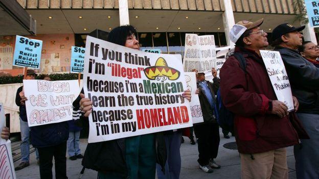El presidente Obama redujo el número de inmigrantes indocumentados entre un 5% y un 10% por ciento.