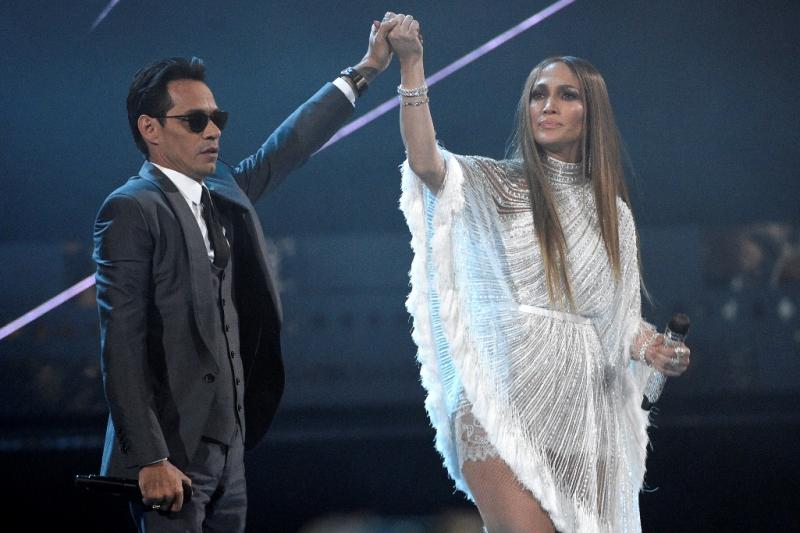 """Marc Anthony fue premiado en el Latin Grammy 2016 como """"Persona del Año""""."""