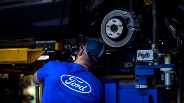 Ford lideró una inversión de US$253 millones en Pivotal en mayo de este año.