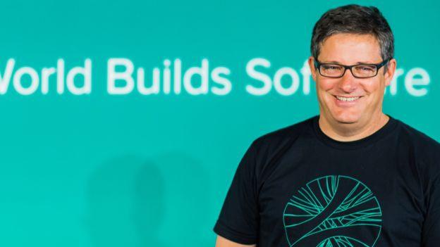 Rob Mee fundó Pivotal in 1989, con un nombre que le sugirió su madre.