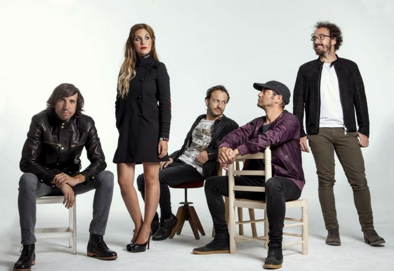 La banda española se presentará en nuestro país en junio de 2017