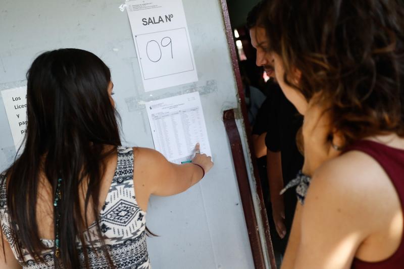 PSU: 290 mil jóvenes rinden la Prueba de Selección Universitaria en todo el país