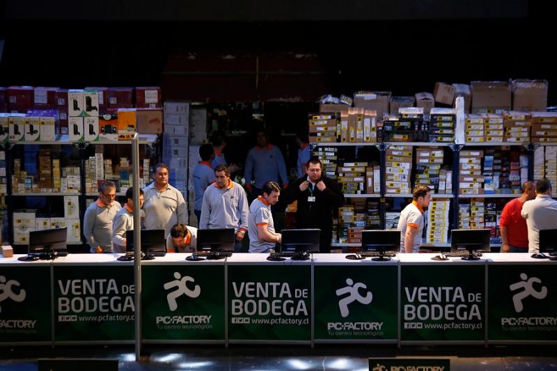 PC Factory realiza nueva venta de bodega este martes: revisa las principales ofertas