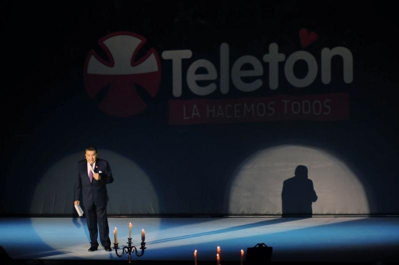 La Teletón existe desde el año 1978