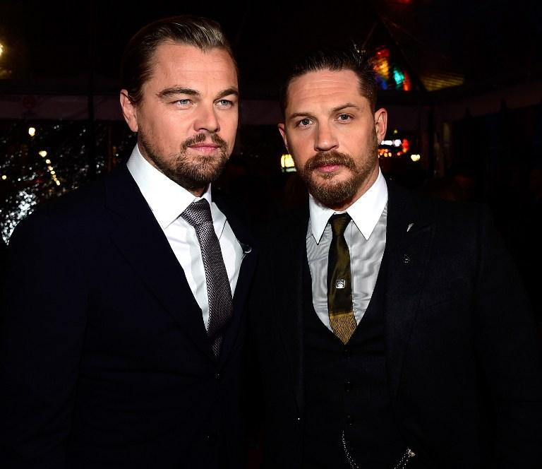 Tom Hardy se hará un feo tatuaje por culpa de Leonardo DiCaprio