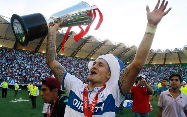 Nicolás Castillo se consolida como el goleador del Torneo de Apertura 2016