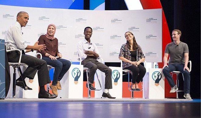 En junio de 2016, Mariana Costa participó en una cumbre sobre espíritu emprendedor con Barack Obama y Mark Zuckerberg