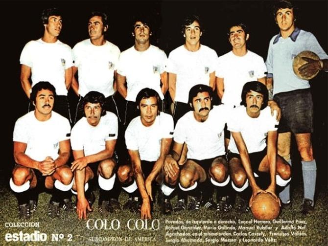 Colo Colo - Botafogo: el primer triunfo de un equipo chileno en Brasil