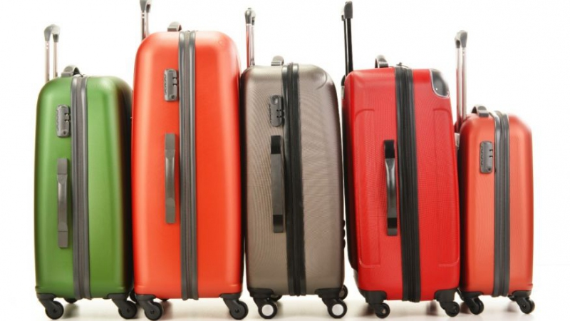 Las maletas, otra cábala clásica de Año Nuevo
