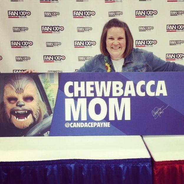MujerTele Video La Viral Mamá Cambió Vida Que Una 13 ChewbaccaEl A WIYE2DH9