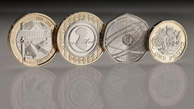 Jane Austen también será homenajeada con una moneda de dos libras que será puesta en circulación este año.
