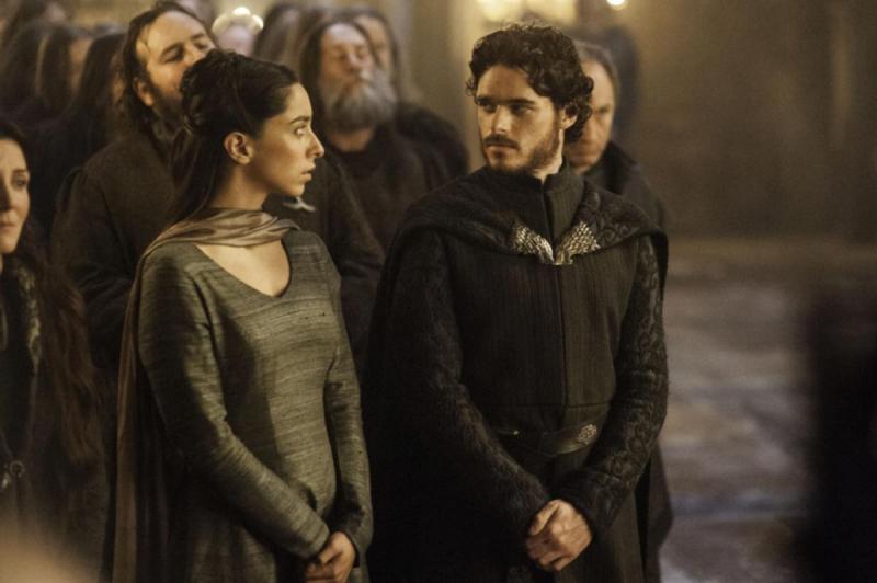 boda Roja Juego de Tronos