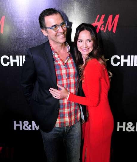 Cristián Campos y María José Prieto están juntos como pareja desde el año 2000