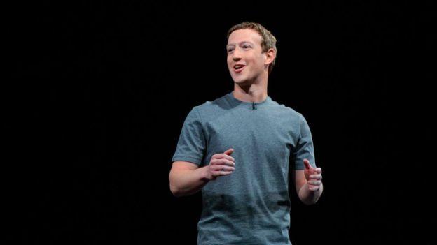 Mark Zuckerberg, cofundador de Facebook, es el multimillonario más joven: 32 años.