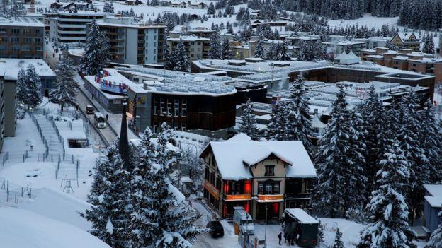 Cada año la cumbre en Davos del Foro Económico Mundial reúne a varios de los líderes más ricos del mundo y con mayor poder.