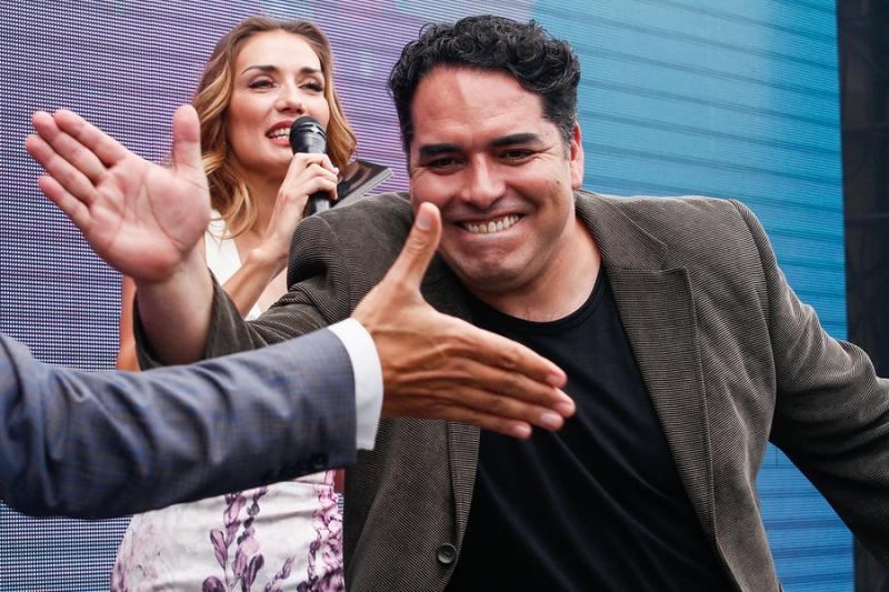 """Rodrigo Villegas dice que es """"un regalo"""" llegar a la Quinta Vergara"""