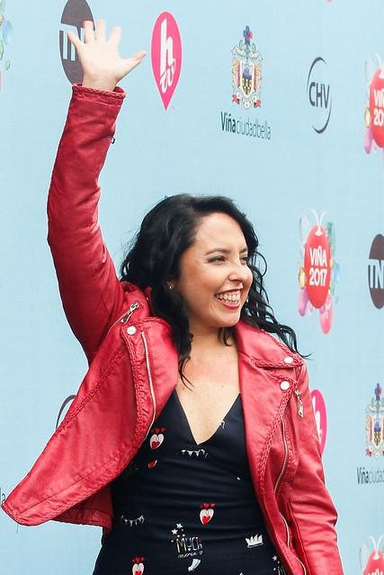 """Daniela """"Chiqui"""" Aguayo es la única mujer que hará humor este año en el Festival de Viña del Mar"""